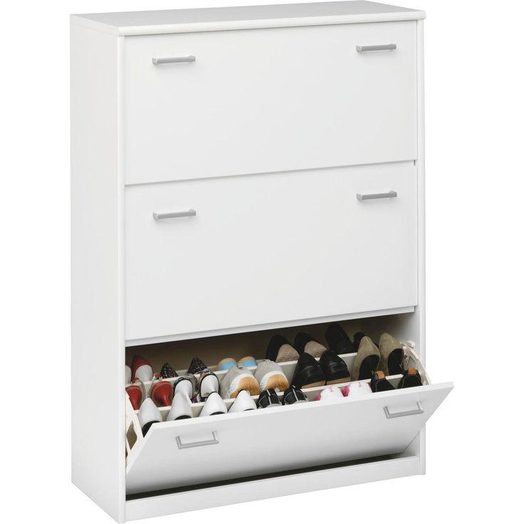 SCHUHKIPPER in Weiß - Schuhschränke - Garderobe & Einzelmöbel - Produkte
