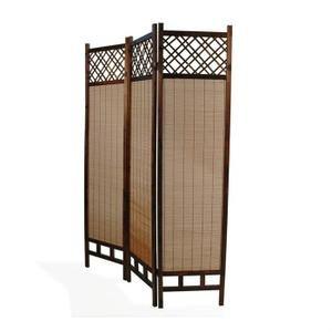 Paravent bambou et sapin NIHA - Achat / Vente paravent Bambou - Cdiscount - 68€
