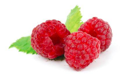 Amazing Calcium. Surprising Potassium:  The Generous Raspberry.