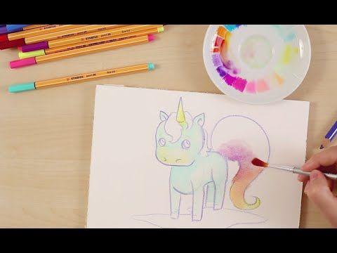 Unicorn dating een paar