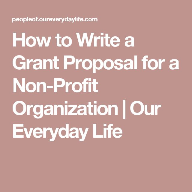 what is grant writing for nonprofits One of carolyn's most-read articles, this post discusses grant writing and the many factors that affect grants.