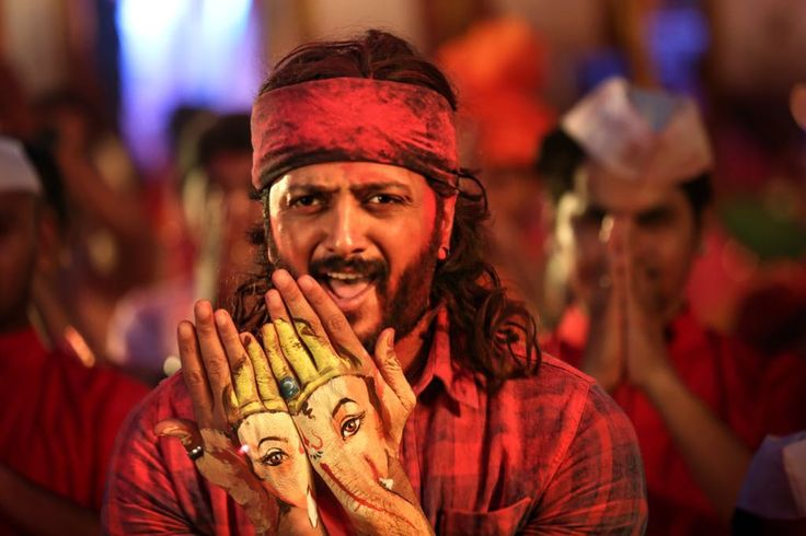 "Eros Now on Twitter: ""Bappa is going to fill our life with happiness and joy! 😍 #BappaSong will be out tomorrow! @Riteishd @NargisFakhri https://t.co/dpzZjlj8YY"""