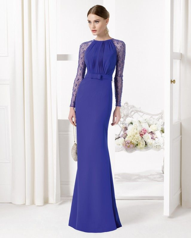 Mejores 277 imágenes de vestidos de fiesta en Pinterest | Vestidos ...