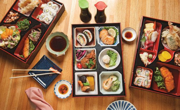 Columbus Food Adventures' Bethia Woolf looks at a surprising number of Japanese restaurants offering a wide range of traditional preparations. Guess I'll be trying all of these when I move back. I'm going to be craving japanese food since I lived in Japan for 3 years.