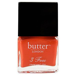 #Top #10 #Trendy #Nail #Paint #Shades #orange