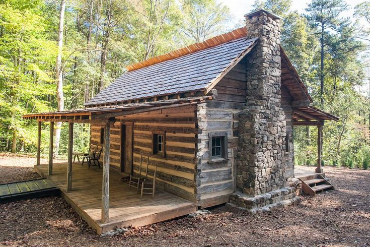 18344 best country cabins images on pinterest log homes for Rustic cabin kits