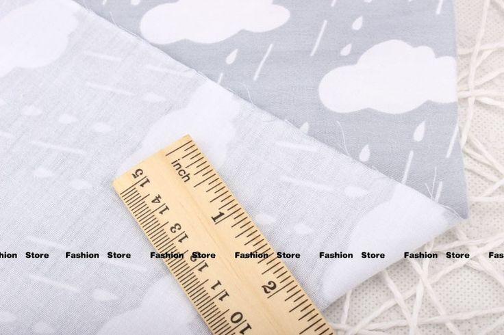 45 * 50 cm Temné mraky a lesných šitie 95% bavlna bytový textil DIY šitie odevov šitie tecido para patchwork -v tkaniny z Dom a záhrada o Aliexpress.com | Alibaba Group