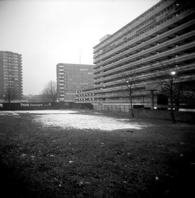 Dan Tassell: The bleak beauty of the Heygate Estate