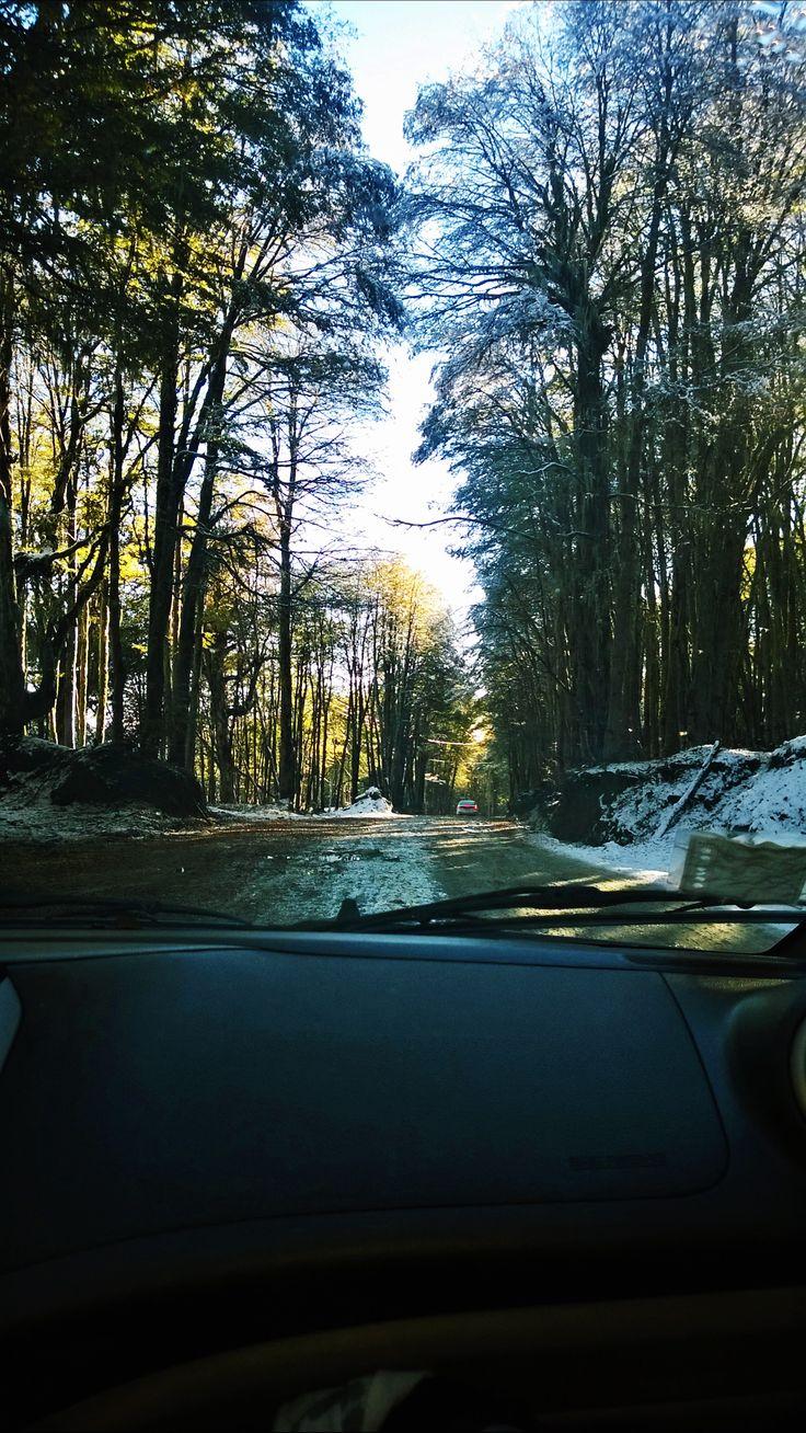 Camino Valle Hermoso...