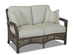In By Klaussner Outdoor In Fort Myers, FL   Amure Loveseat.