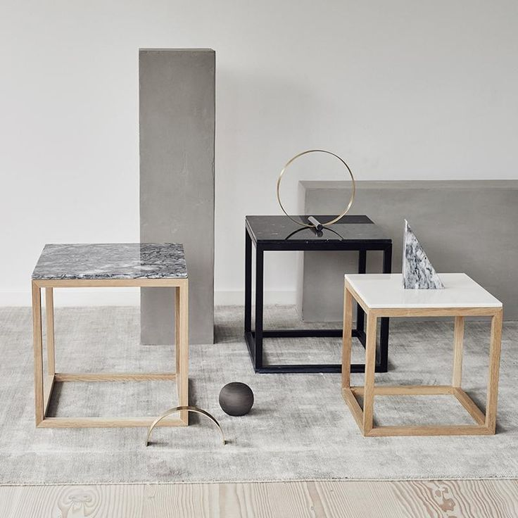 Cube Table Black Frame Black Marble Cube Table Marble Side Tables Table Frame
