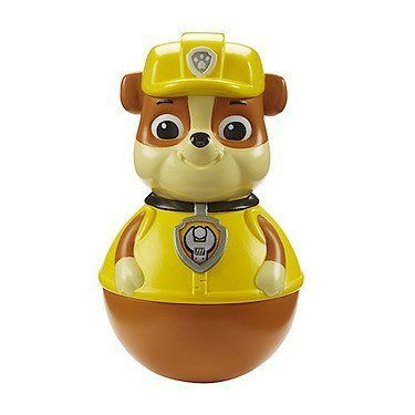 Weebles Paw Patrol - Rubble: Paw Patrol: Amazon.co.uk: Toys & Games
