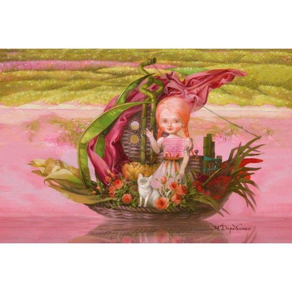 Land of Fairy Tales - Postcards, Romantic