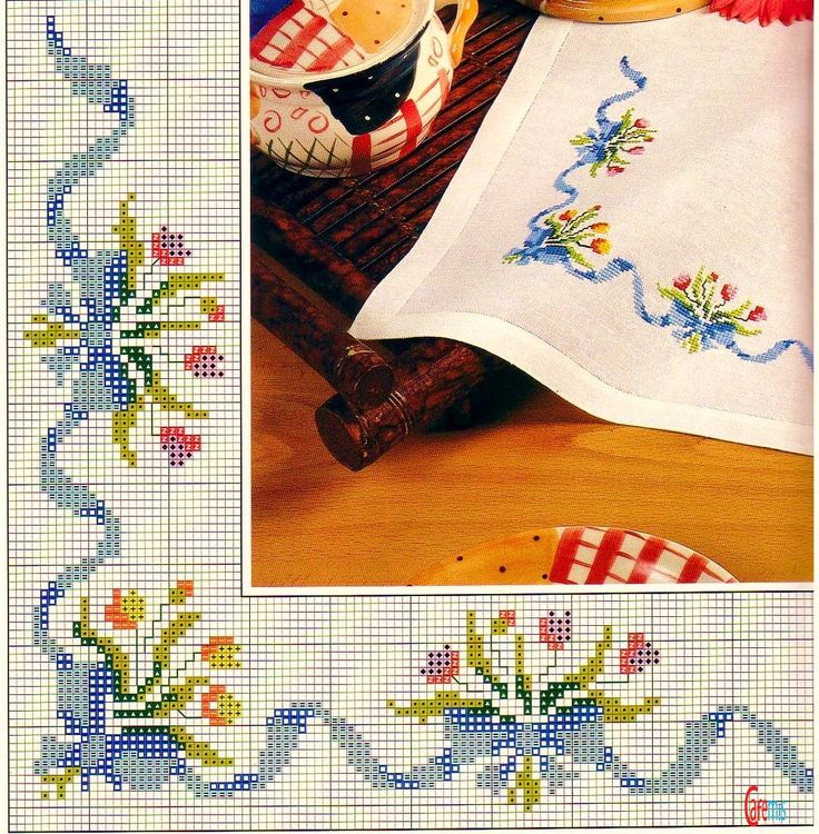 free floral embroidery designs