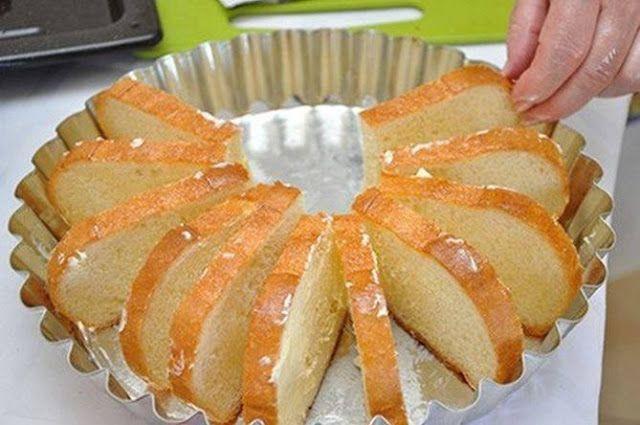 Κουλούρα ψωμιού στο φούρνο με γέμιση ,μια ωραία ιδέα!! | Φτιάξτο μόνος σου - Κατασκευές DIY - Do it yourself