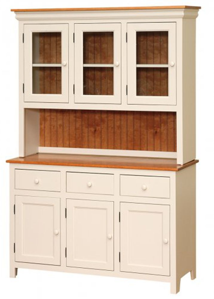 Available In A Variety Of Finishes Buffet Hutch Finish Options Include Unfinished Stained Or Painted