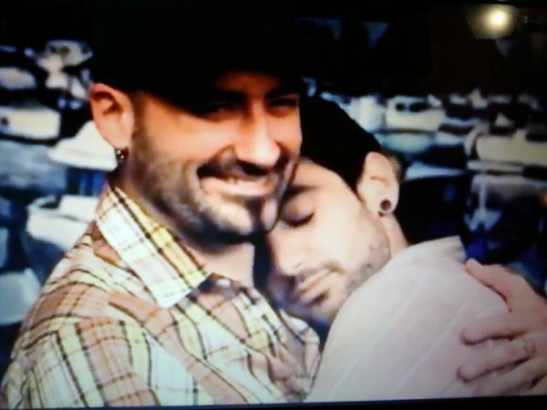 Tommy Mac and Jacob Hoggard