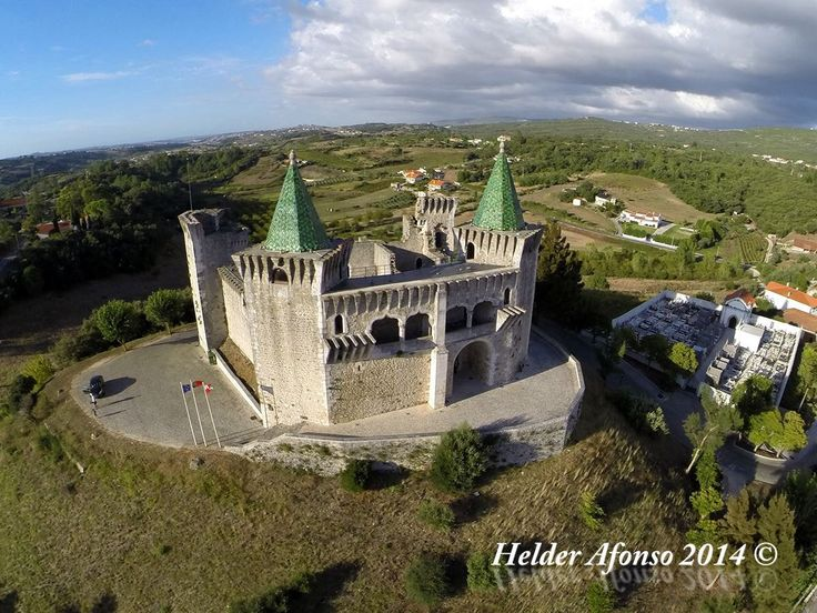 Castelo de Porto de Mós, também conhecido pelo castelo de Dom Fuas Roupinho