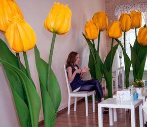 Работа команды Artmix Decor Весна! Цветы! Яркие краски! Прекрасное настроение! Именно эти эмоции вам подарят наши новые тюльпаны! . Самые весенние цветы в наличии и готовы украсить любое мероприятие- от праздника, до бизнес-конференции! . Для брони звоните +79175282955 и пишите в Директ, WhatsApp