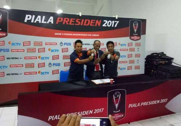 Menang Undian, Persegres Jadi Runner-Up Grup 1