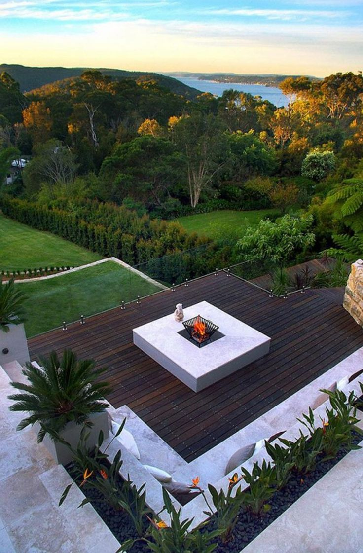 Inspiring Deck Design Ideas For Your Outdoor Home Area | Home Inspiring