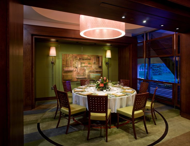 Private Dining Room At Summit Restaurant
