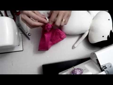 Tilda Toy/Baby: calça parte 2/2 Final - YouTube