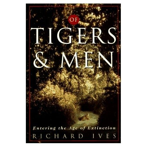 Such a good read about the staggering decline of the tiger population in the world. I definitely regret giving it up to goodwill after reading it though :[