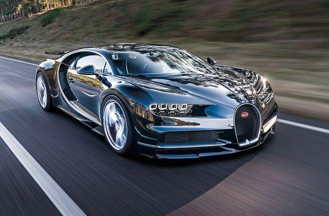 Video: Bugatti Chiron (2016 – Exotische und luxioröse Autos