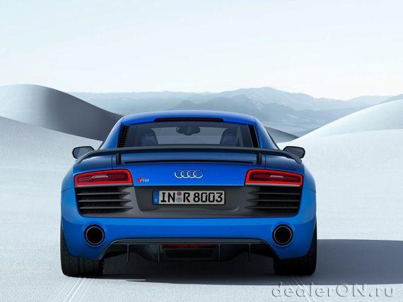 Audi R8 LMX 2014 / Ауди R8 LMX 2014