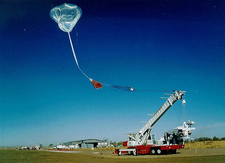 Scientific Balloon Flight Facility - Fort Sumner, New Mexico
