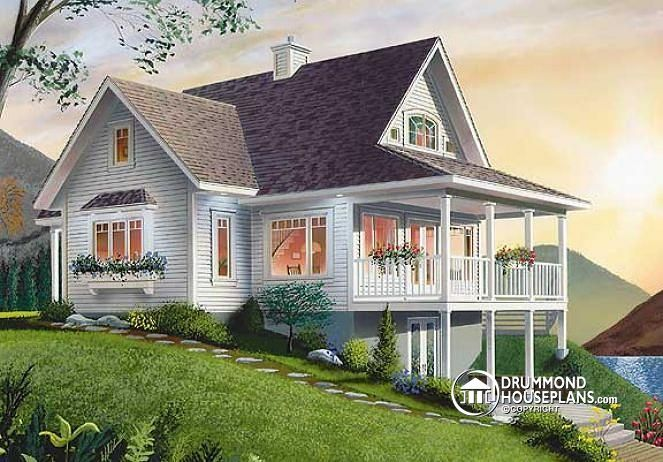 194 Best Lakefront Cottage Home Plans Country Cottage