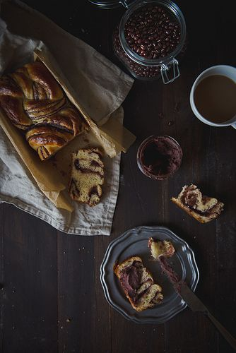 Red Bean Brioche by Two Red Bowls, via Flickr