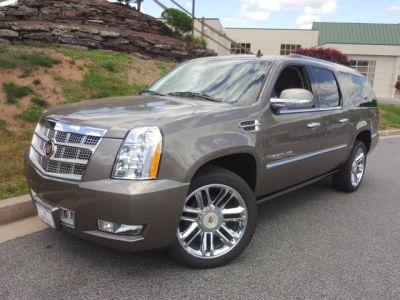 2013 Cadillac Escalade ESV  #EsuranceDreamRoadTrip
