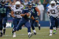 Preseason - Seattle Seahawks dominate San Diego Chargers 41-14