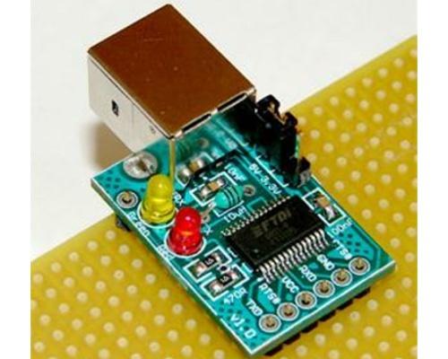Este conversor pode ser utilizado em qualquer microcontrolador - PIC, Atmel ou outro, que tem de comunicações seriais TTL.
