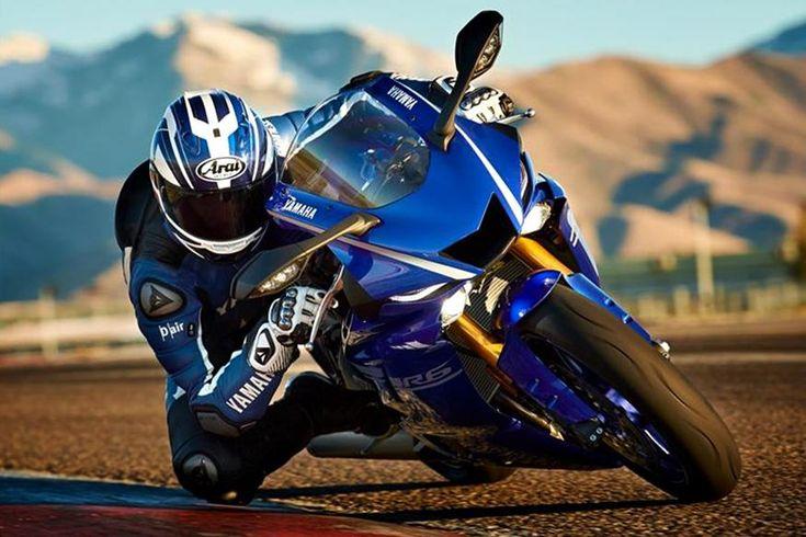 Se renueva un ícono del circuito, Yamaha YZF-R6