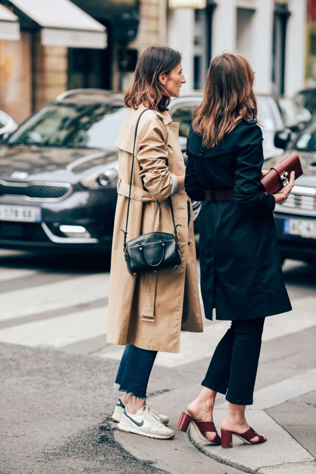 Trench Coat Street Style In 2019, Trendy Trench Coats 2019