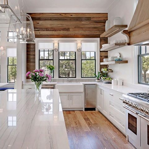 old seagrove homes kitchen google search - Country Chic Kitchen Ideas