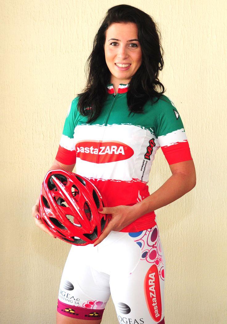 Giada Borgato - Pro cyclistGiada Borgato