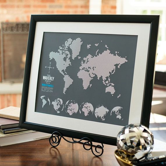 The 25 best interactive world map ideas on pinterest ra floor map print interactive map mark the places youve visited personalized gallery gumiabroncs Image collections