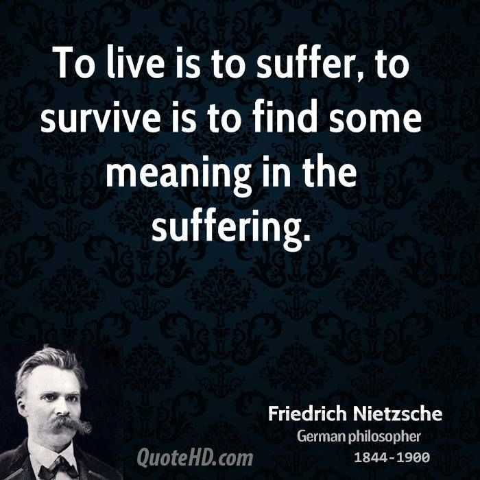 nietzsche quotes | Friedrich Nietzsche Quotes | QuoteHD --This world is really…