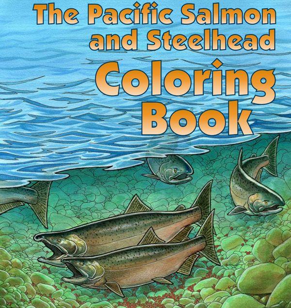 A Salmon for Simon ~ Booking Across Canada ~ B.C.