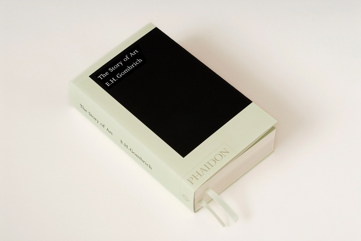 Ernst Gombrich. The Story of Art (Pocket Edition). Design: Sonya Dyakova. Publisher: Phaidon, 2006. Link: http://designarchives.aiga.org/#/entries/%2Bid%3A7713/_/detail/relevance/asc/0/7/7713/the-story-of-art-pocket-edition/1