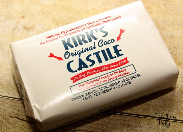 Koti Beth: Castile Soap Concentrate for Mopping the Floors and More - No Grating!