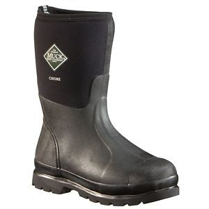 The Original Muck Boot Company Mid All-Conditions Work Boots - Men 10/Ladies 11 #MuckBoots