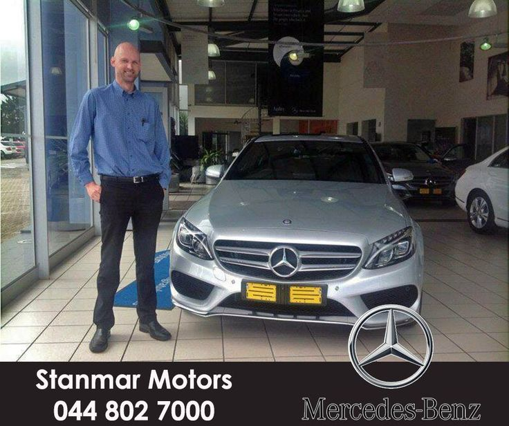 Congratulations to Mr B Elliot on purchasing a brand new C Class 250. We thank you and happy miles ahead from #TeamStanmar. Sold by Desmond - 076 575 1937. #MercedesBenz