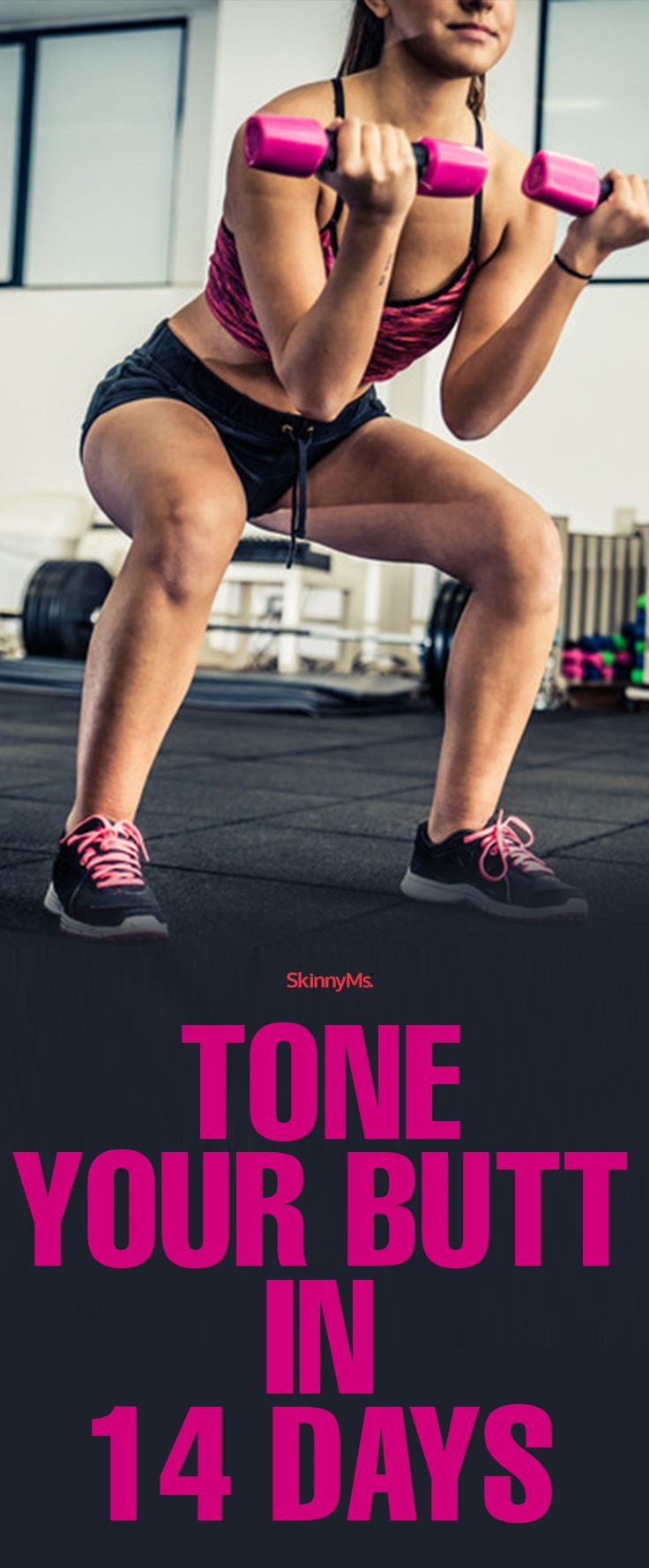 Tone Your Butt in just 14 Days!