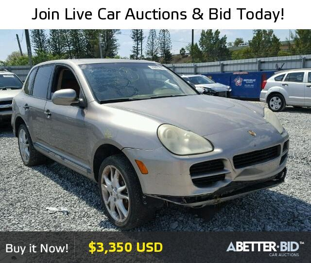 Awesome Porsche: Salvage  2005 PORSCHE CAYENNE for Sale - WP1AA29P65LA22294 - abetter.bid/......  Salvage Exotic and Luxury Cars for Sale Check more at http://24car.top/2017/2017/08/15/porsche-salvage-2005-porsche-cayenne-for-sale-wp1aa29p65la22294-abetter-bid-salvage-exotic-and-luxury-cars-for-sale/