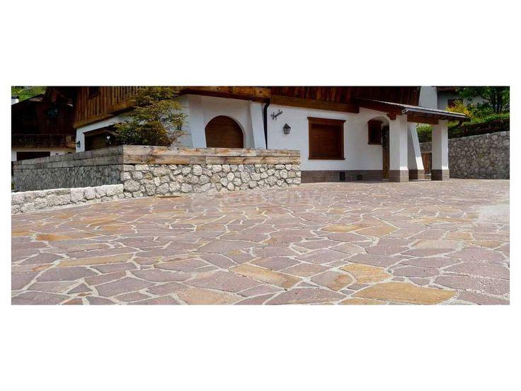 krásný obkladový a dlažební kámen - 100% přírodní kámen